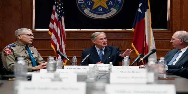 Texas Gov. Greg Abbott lifted the state's mask mandate earlier this month, causing liberal media and politicians alike to panic with doom-and-gloom predictions. (AP Photo/Eric Gay)