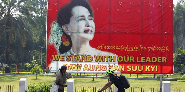 Myanmar military arrests Aung San Suu Kyi, seizes power in a coup
