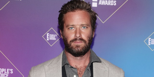 Armie Hammer is at the center of a social media controversy after messages that were allegedly written by him featuring graphic sexual fantasies were leaked. (Photo by Todd Williamson/E! Entertainment/NBCU Photo Bank via Getty Images)
