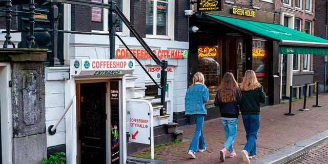 Under the new measure, only residents of the Netherlands would be allowed to purchase small amounts of marijuana within the city's coffeeshops.