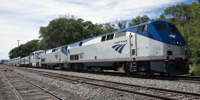 Amtrak heightening security after its largest union calls to ban rioters from trains
