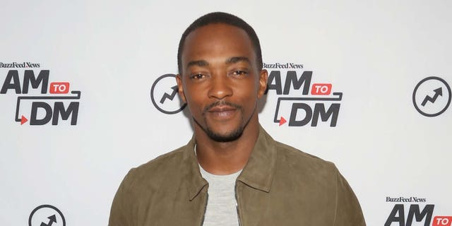 Anthony Mackie. (Getty Images)