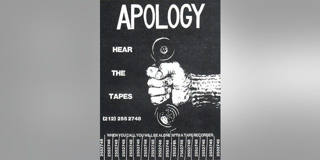 The Apology Line first came to life in 1980.