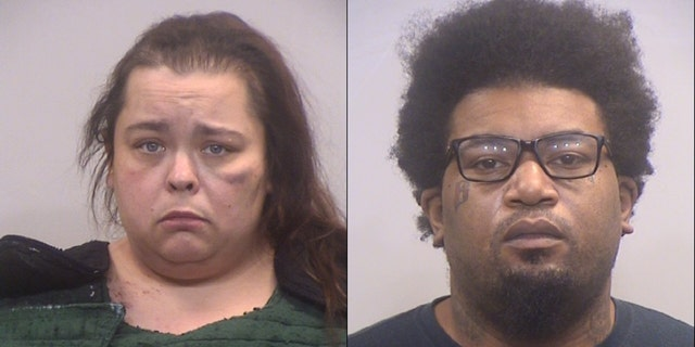 Leslie Curtis and Codie McCrory (Credito: Irving PD)