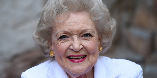 Betty White turns 99 this weekend. (Photo by Amanda Edwards / WireImage)