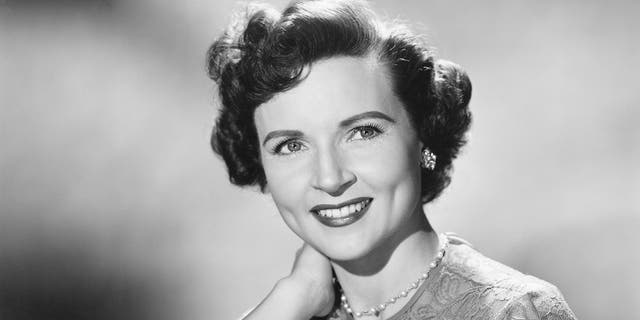 Betty White's career in show business has included five Emmy awards.