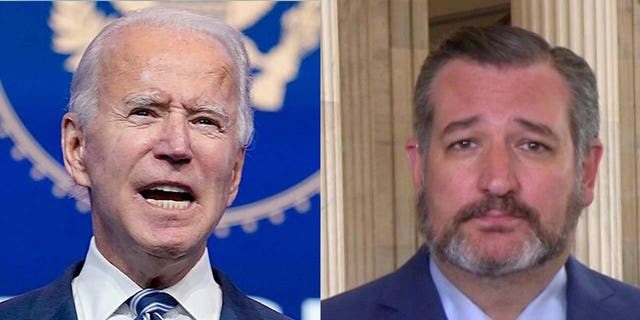 Joe Biden used