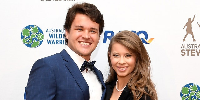 Bindi Irwin is expecting a baby girl with her husband Chandler Powell. (Getty Images)