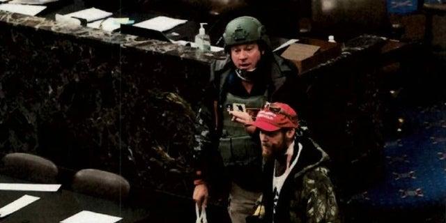 Justice Department Arrests Men Who Brought Zip Ties to Capitol Uprising