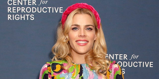 Busy Philipps has revealed that her 12-year-old child is gay and prefers they/them pronouns. (Rachel Murray/Getty Images for Center for Reproductive Rights)