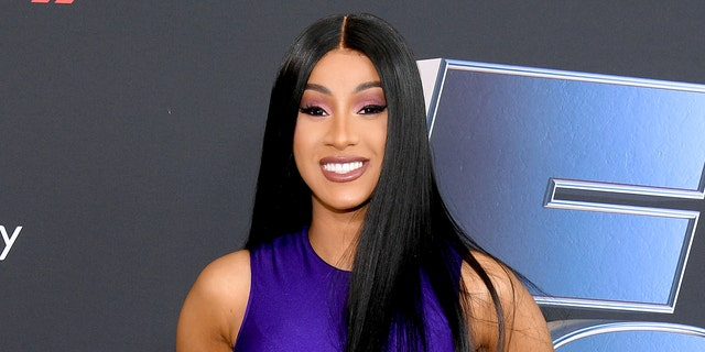 Cardi B joked that she was supposed to perform her hit 'WAP' at the presidential inauguration on Wednesday. (Photo by Dia Dipasupil/Getty Images)