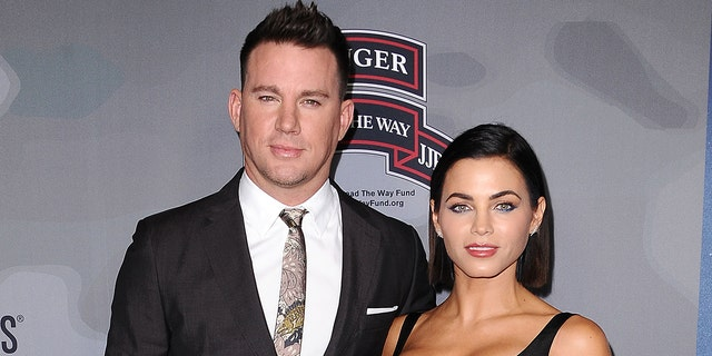 Channing Tatum and Jenna Dewan met on the set of 'Step Up' and were married for many years before splitting. (Photo by Jason LaVeris/FilmMagic)