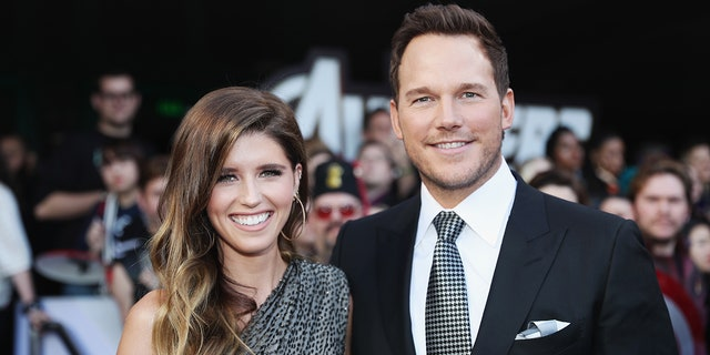 Katherine Schwarzenegger and Chris Pratt welcomed their daughter, Layla, 在八月. (Rich Polk/Getty Images for Disney)