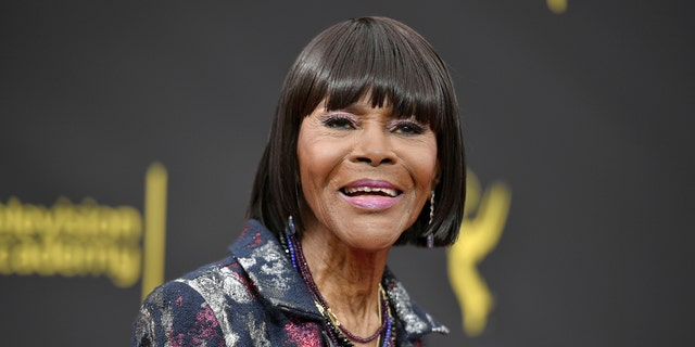 Cicely Tyson, screen and stage icon, has died at the age of 96. (Photo by Richard Shotwell/Invision/AP, File)