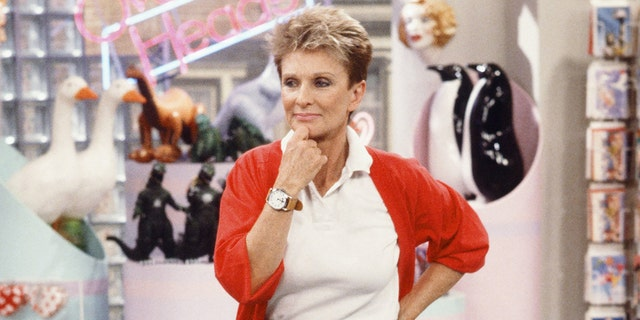 Cloris Leachman joined 'The Facts of Life' for its final two seasons. (Photo by: Gary Null/NBC/NBCU Photo Bank)