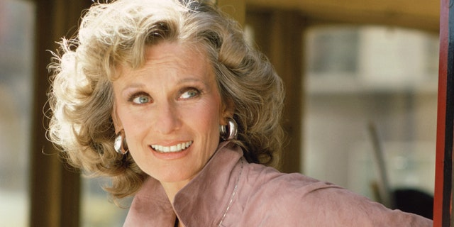 Cloris Leachman starred as the titular character in 'Phyllis,' a spin-off of 'The Mary Tyler Moore Show.' (Photo by CBS via Getty Images)