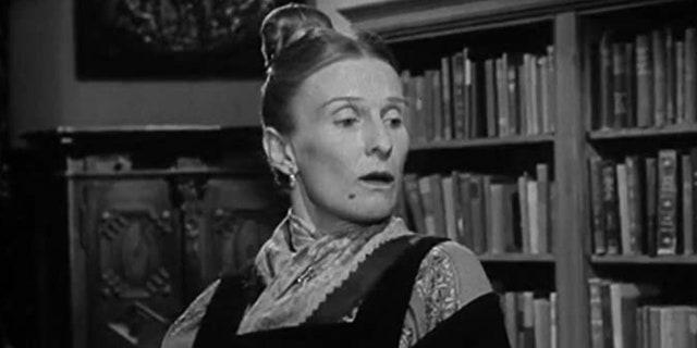 Cloris Leachman as Frau Blucher in 'Young Frankenstein.'