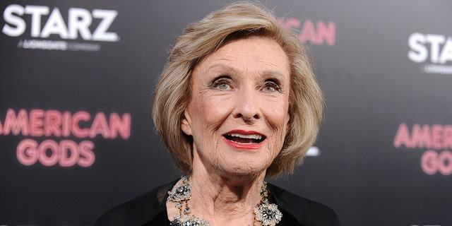 Actress Cloris Leachman died in January from a stroke.