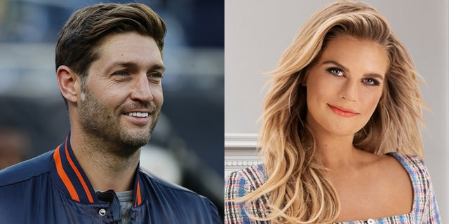 Jay Cutler (L) and Madison LeCroy (R) reportedly had a fling last year.