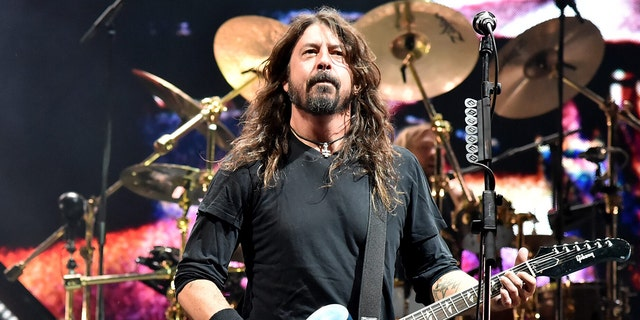 Dave Grohl explained why he won't play Nirvana songs solo.