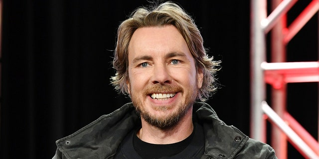 Dax Shepard admitted that he was 'terrified' to speak publicly about his relapse. (Photo by Amy Sussman/Getty Images)
