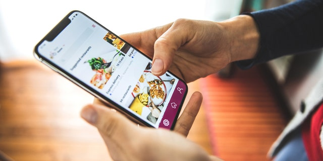 An Irvine, California-based delivery app helps restaurants during the pandemic by not charging fees or commissions. (iStock)