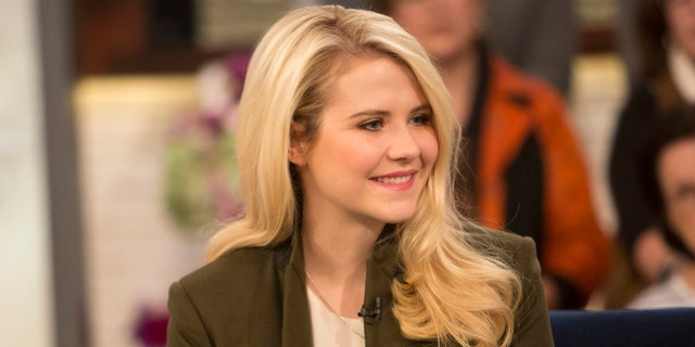 Elizabeth Smart said she has slowly started to open up to her oldest child about her ordeal. (Photo by: Zach Pagano/NBCU Photo Bank/NBCUniversal via Getty Images via Getty Images)