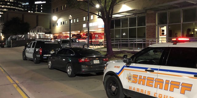 Authorities gave a press conference early Sunday morning outside Ben Taub General Hospital.