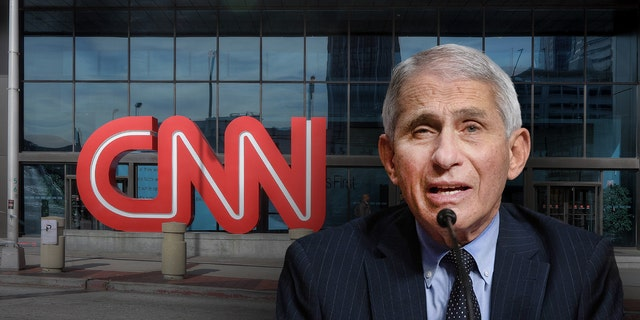 Reliably liberal CNN has rushed to Dr. Fauci's defense and claimed conservatives are distorting history to smear him. (Getty Images)