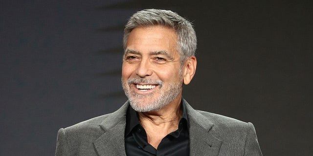 George Clooney admitted to arriving on the set of 'One Fine Day' drunk on one occasion.