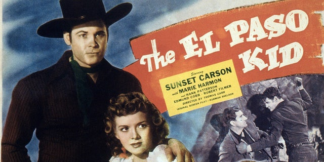 "Actress Marie Harmon, who co-starred in World War II-era Western movies with cowboy icons Roy Rogers and Sunset ""Kit"" Carson, died Monday of natural causes in Los Angeles."