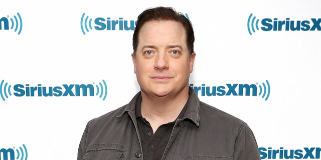 Brendan Fraser has kept busy playing Cliff Steele in the TV series 'Doom Patrol.'