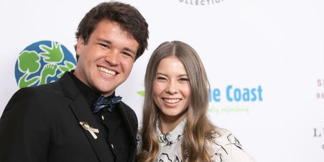 Chandler Powell and Bindi Irwin welcomed their first child, a daughter named Grace Warrior Irwin Powell.