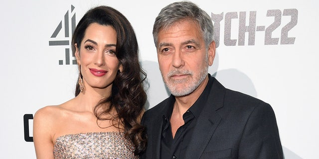 George Clooney is a frequent visitor to Italy. He has a home on Lake Como and was married in Venice in 2014 to the British human rights attorney Amal Clooney.