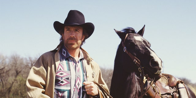 Chuck Norris starred as Cordell Walker in'Walker Texas Ranger from 1993 until 2001