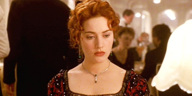 Kate Winslet starred as Rose De Witt Bukater in James Cameron's'Titanic' which premiered