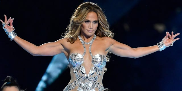 Jennifer Lopez performed the stage during the halftime show Pepsi Super Bowl LIV at Hard Rock Stadium on February 2, 2020 in Miami, Florida.  Her fiancé Alex Rodriguez admitted that the superstar is