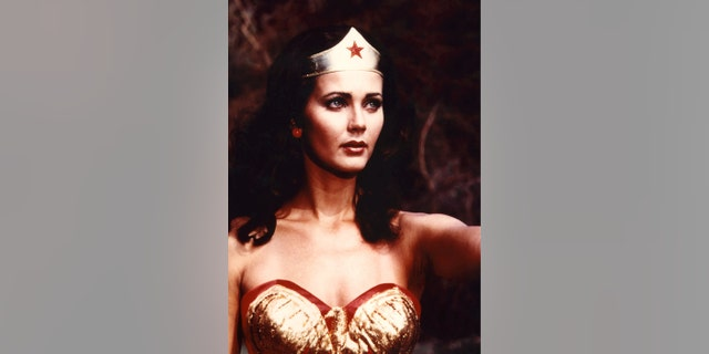 """Wonder Woman,"" which starred Lynda Carter as Diana Prince, aired from 1975 until 1979."