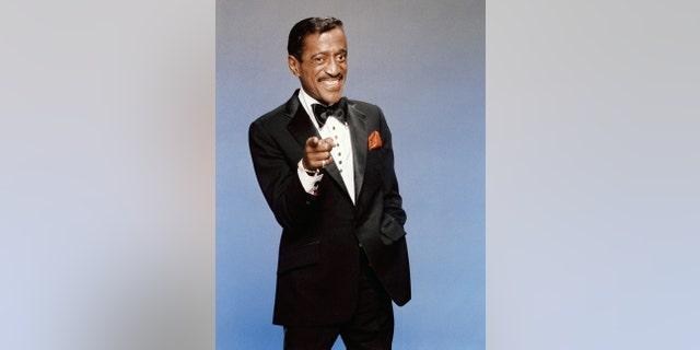 Hank Garrett credited Sammy Davis Jr. (pictured here) for helping him turn his life around.