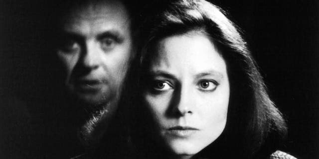 Gary Heidnik served as partial inspiration for the character of Buffalo Bill (Ted Levine) in 'The Silence of the Lambs,' which starred Anthony Hopkins (left) and Jodie Foster (right).
