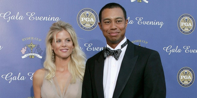 Tiger Woods and Elin Nordegren called it quits in 2010.