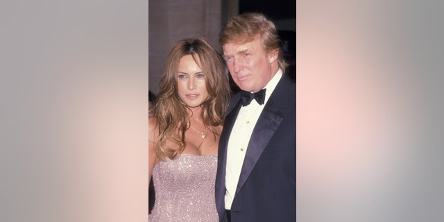 Donald and Melania Trump welcomed a son named Barron in 2006, a year after they tied the knot.