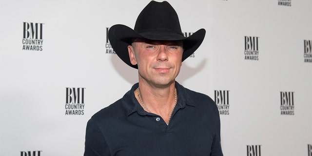 Kenny Chesney recently opened up about his volunteer efforts to help build an artificial reef off of Florida's coast.