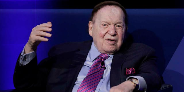 Sheldon Adelson, major donor in U.S. and Israeli politics, dies at 87