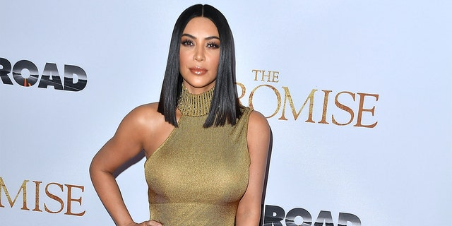 The 'Keeping Up With the Kardashians' star took to Instagram on Wednesday to share a bikini pic, while wishing her 203 million followers 'a great day.' (Photo by Steve Granitz/WireImage)