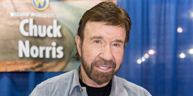 A rep for Chuck Norris told Fox News that the martial artist and actor was not at the Capitol riot last week.