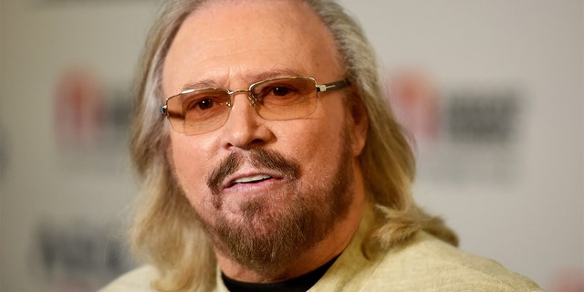 Gibb reveals that he has not seen the Bee Gees' HBO documentary.