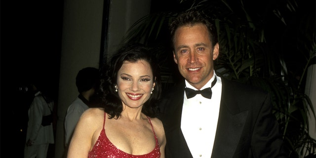 'The Nanny' star Fran Drescher was previously married to writing partner Peter Marc Jacobson from 1978 until 1999