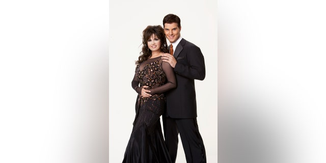 Marie Osmond appeared on 'Dancing with the Stars' in 2007