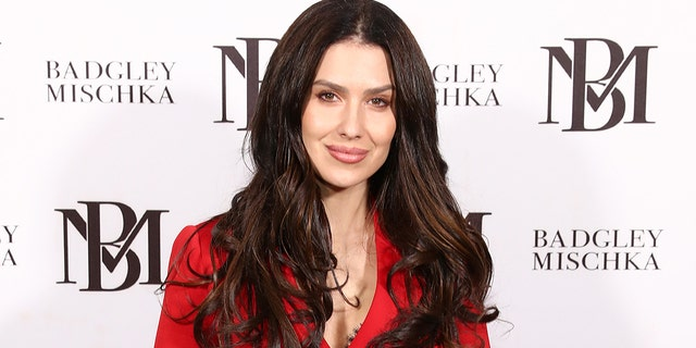 Hilaria Baldwin called herself 'multi' cultured months after facing backlash for falsely claiming she was born in Spain. (Photo by Cindy Ord/Getty Images for NYFW: The Shows)
